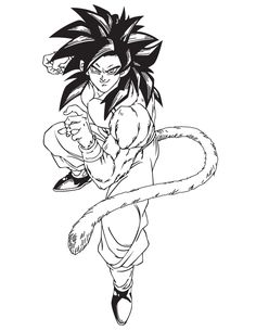 This Cute Coloring Book Page Check Out These Similar Catdragon Ball Z Wrapcircular Disableexcerptdatemorevisit