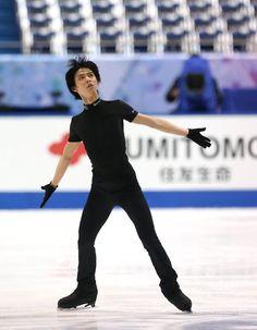 #NHK trophy Practice 2014.11.27