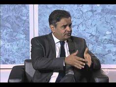 SBT Brasil (27/08/15) Kennedy Alencar entrevista o senador Aécio Neves -...