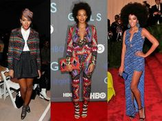 African style - solange