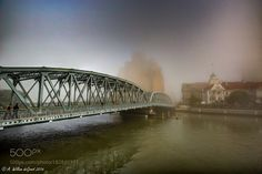 #Popular on #500px : Waibaidu Bridge Shanghai in the Fog by awillem #city #architecture #photo #image #photography http://ift.tt/2ez3dqE #photography