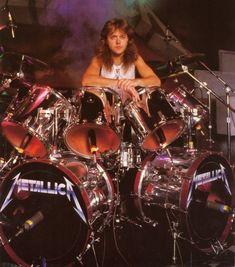 Lars Ulrich Ларс Ульрих Metallica Металлика