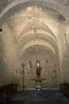 Iglesia de San Caprasio Santa Cruz de la Serós Huesca