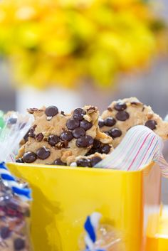 This chocolate chip cookie brittle will be your new go-to dessert recipe.