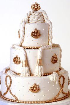 Cake Boss Wedding Cake #timelesstreasure.theaspenshops.com