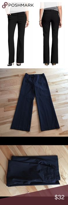 ⭐️BANANA REPUBLIC⭐️Wool Lined Trouser Dress Slacks Pants have only been worn once and are in like new perfect condition. They are fully lined and the outer is 68% wool 29% polyester and 3% spandex. Lining is 95% polyester and 5% spandex. The inseam is approximately 32 inches. Banana Republic Pants Trousers