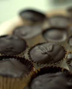 Thai Peanut Butter Cups!