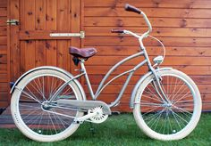 Rower cruiser Gold Mocca #bike #cruiser #beachbike #beachcruiser #royalbi #rower #miejski www.RoyalBi.pl