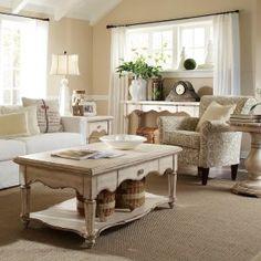 Nouvelle Neutral Living Room