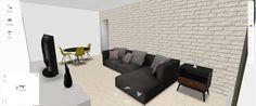 Decoração, Sala, 3D, DIY, Projeto de decoração