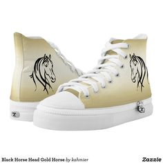 Black Horse Head Gol