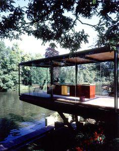 boat pavilion, Streatley on Thames