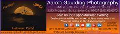 Aaron Goulding Photography 1973 Prospect st. La Jolla Ca 92037