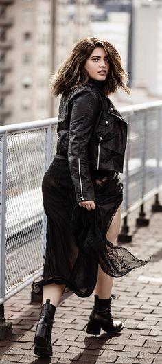 Plus Size Fashion for Women - Denise Bidot