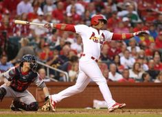 Taveras shortens swing; results follow