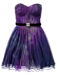 Galaxy dress- NEED...if any dress were to sum me up, I think this would be it