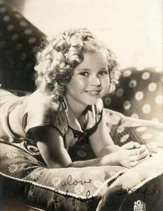 Shirley Temple.. my favorite movies