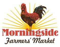 Every Saturday in the Morningside neighborhood - 8am - 11:30am - fresh, in season, organic produce, meats and cheese! Yum!