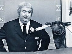 Capt Kangaroo and Mr Moose