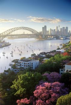 One of the 4 most beautiful coastal cities on earth - the list is on: http://www.exquisitecoasts.com/beautiful-coastal-cities.html