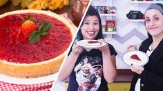 Cheesecake Saudável (com a Tina!) - Receitas de Minuto #212