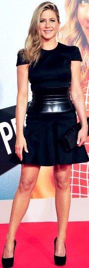 Jennifer Aniston in a great LBD