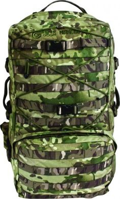 The Patrol Raptor was developed with spinal surgeons from the RCP (Royal College of Physicians) and complies with BS 13407-1999. All the rucksacks have a stress tolerance to exceed a 100 kilos pay load. Designed to protect the spine and distribute weight correctly along the back, reducing wear and tear problems later in life with the lumbar region of the spine.