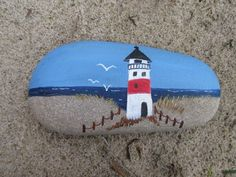 Rock Painting Patterns, Rock Painting Ideas Easy, Rock Painting Designs, Pebble Painting, Pebble Art, Stone Painting, Stone Crafts, Rock Crafts, Pierre Decorative