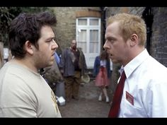 Shaun of the Dead Full movie 2004 - Comedy full movies