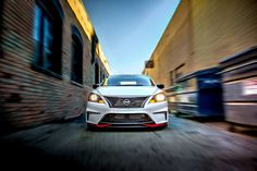 #WallpaperWednesday 1.8 Turbocharged engine, 240+ HP. The #Nissan #Sentra #Nismo #Concept