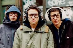 In remembrance of Adam Yauch, The Beastie Boys.