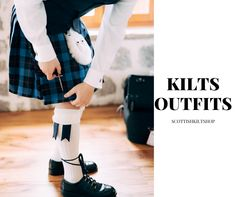 Traditional made-to-measure Highland Kilt outfits consist of fine hand-stitched kilts, prince charlie jacket, waistcoat, and accessories. Designed with love. . . #tartan #tartanfabric #fabric #scottish #scottishkiltshop #scottishkilt #scottishculture #kiltshop #outfits #tartankilts #kilts #kilt #outfit #kiltoutfit #kiltoutfits #pinterest #pinterestinspired #pinterestpin Scottish Culture, Scottish Kilts, Kilt Shop, Leather Kilt, Utility Kilt, Tartan Kilt, Tartan Fabric, Wedding Attire, Prince