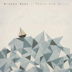 Broken Boat by Molk Design , via Behance