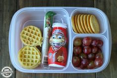 5 Back to School Lunch Ideas for Picky Eaters c