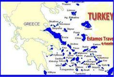 Τα ελληνικά νησιά θέλει ο δήμαρχος της Άγκυρας - Η Εφημερίδα των Συντακτών