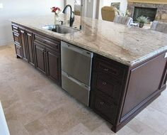 kitchen island electrical outlets | Kitchen Island - Hidden ...