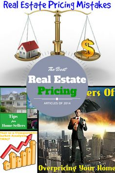 The Best Real Estate Pricing Articles of 2014 - http://rochesterrealestateblog.com/top-real-estate-blog-articles-2014/ via @KyleHiscockRE #realestate #homeselling #realestatepricing
