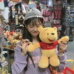 🌸🌈💕💘 Ulzzang Hair, Ulzzang Korean Girl, Cute Korean Girl, Cute Asian Girls, Sweet Girls, Cute Girls, Aesthetic People, Aesthetic Girl, Ullzang Girls