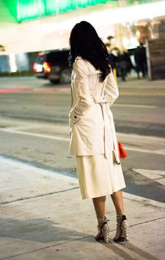 Trench coat, WMCFW, Steve Madden, Pour la Victoire, Toronto, Fashion blogger, Fashion