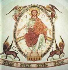 archimandrite theodor Zenon, Christ in Glory.  http://www.orthodoxartsjournal.org/