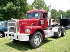 Brockway Truck.