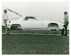 Porsche 928 bodyshell