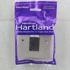 Hamilton Litestat Hartland 1 Gang 1 Outlet RJ45 Cat5E Data Satin Stainless Plate - https://lostparcels.com/parcel-company-3/uncategorized/hamilton-litestat-hartland-1-gang-1-outlet-rj45-cat5e-data-satin-stainless-plate/