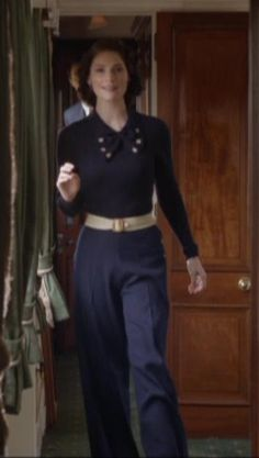 Janet Montgomery in Dancing on the Edge