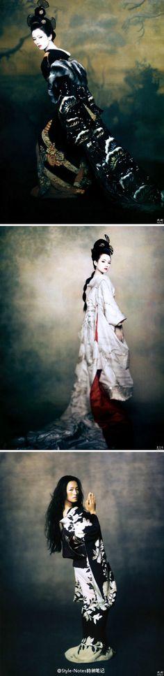 Gongli & Ziyi Zhang