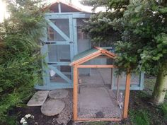 Inside those outdoor homes these rabbits have every need catered for.  Part of the old hutch is now used as a sandpit #ahutchisnotenough Photo courtesy of Gemma Simon