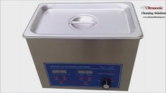 Power Adjustable Ultrasonic Cleaner - Ultrasonic Cleaning Solution Manufacturer and Supplier