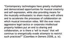 Have we reached a crossroads? #creativity #music #technology #digitalage #FMCS3100