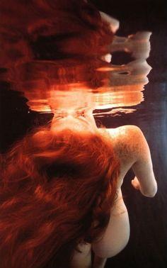 hair underwater - Buscar con Google