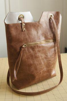 mad mim_minimalist leather tote bag_14